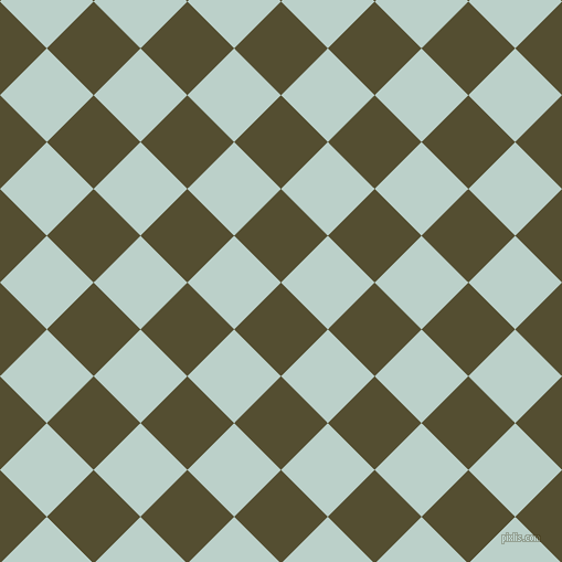 Very Light Grey and Dim Gray checkers chequered checkered