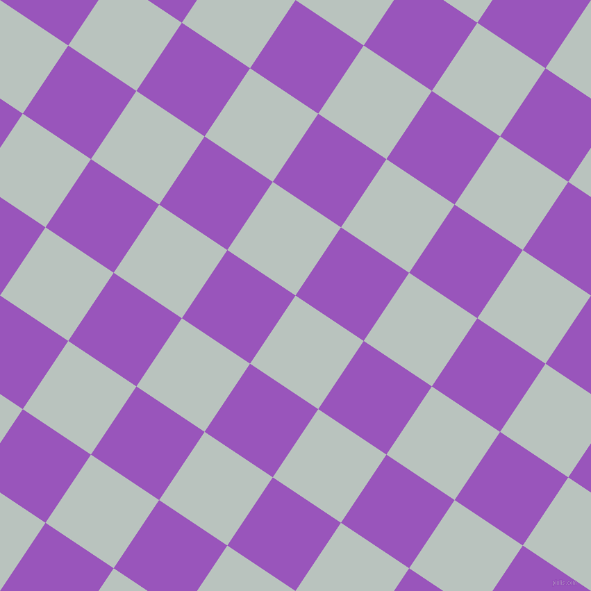 56/146 degree angle diagonal checkered chequered squares checker pattern checkers background, 118 pixel square size, , Tiara and Deep Lilac checkers chequered checkered squares seamless tileable