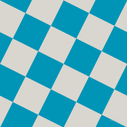 63/153 degree angle diagonal checkered chequered squares checker pattern checkers background, 94 pixel squares size, , Timberwolf and Bondi Blue checkers chequered checkered squares seamless tileable