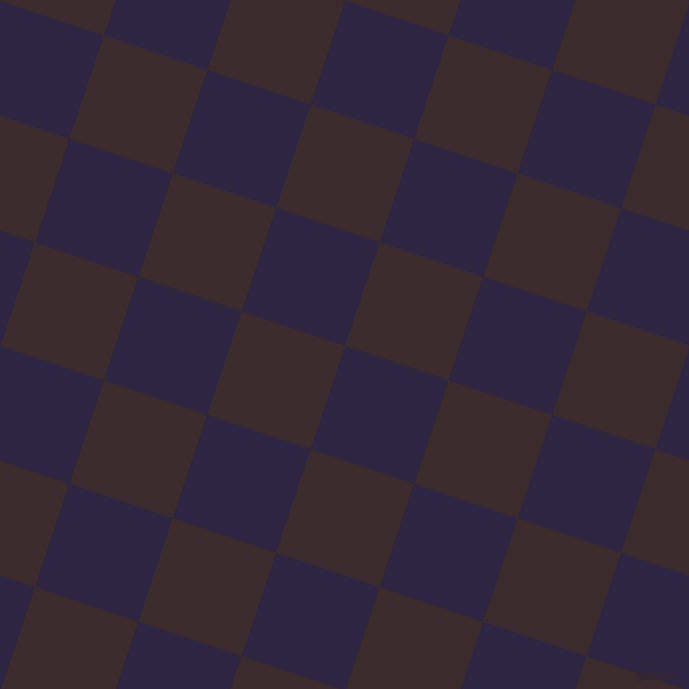 72/162 degree angle diagonal checkered chequered squares checker pattern checkers background, 109 pixel square size, , Tolopea and Havana checkers chequered checkered squares seamless tileable
