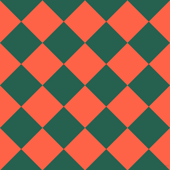 45/135 degree angle diagonal checkered chequered squares checker pattern checkers background, 116 pixel squares size, , Tomato and Evening Sea checkers chequered checkered squares seamless tileable