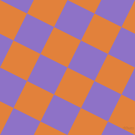 63/153 degree angle diagonal checkered chequered squares checker pattern checkers background, 97 pixel squares size, , Tree Poppy and True V checkers chequered checkered squares seamless tileable