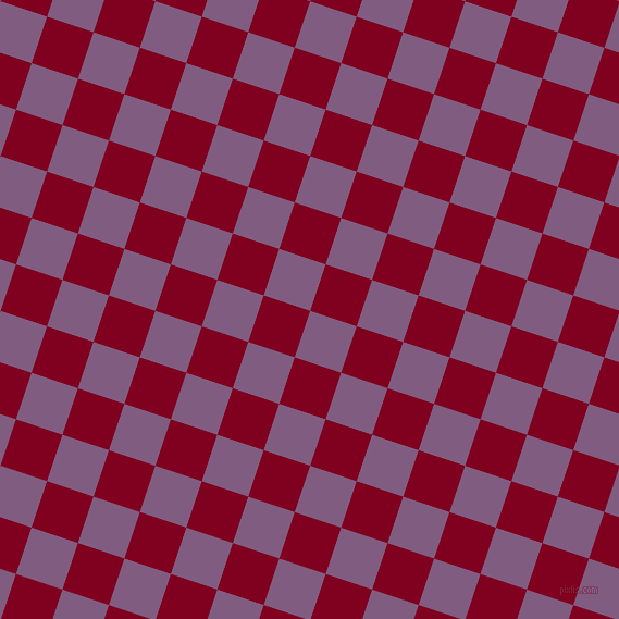 72/162 degree angle diagonal checkered chequered squares checker pattern checkers background, 45 pixel squares size, , Trendy Pink and Burgundy checkers chequered checkered squares seamless tileable