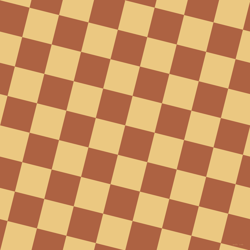 76/166 degree angle diagonal checkered chequered squares checker pattern checkers background, 99 pixel square size, , Tuscany and Marzipan checkers chequered checkered squares seamless tileable