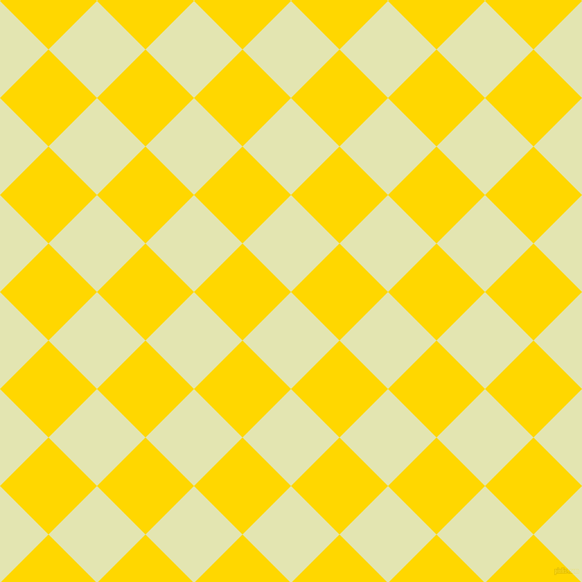 45/135 degree angle diagonal checkered chequered squares checker pattern checkers background, 99 pixel squares size, , Tusk and Gold checkers chequered checkered squares seamless tileable