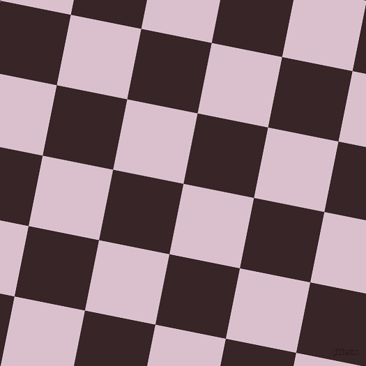 79/169 degree angle diagonal checkered chequered squares checker pattern checkers background, 103 pixel squares size, Twilight and Aubergine checkers chequered checkered squares seamless tileable