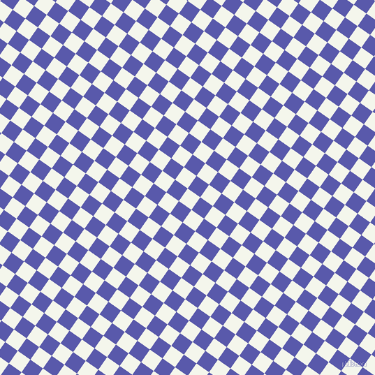 55/145 degree angle diagonal checkered chequered squares checker pattern checkers background, 22 pixel squares size, , Twilight Blue and Rich Blue checkers chequered checkered squares seamless tileable