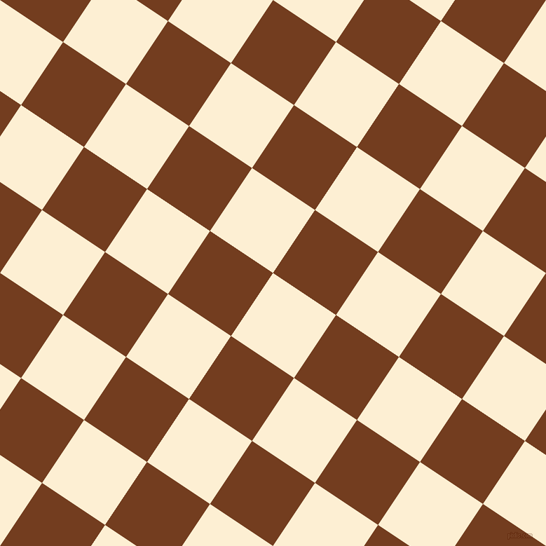 56/146 degree angle diagonal checkered chequered squares checker pattern checkers background, 108 pixel square size, , Varden and Peru Tan checkers chequered checkered squares seamless tileable