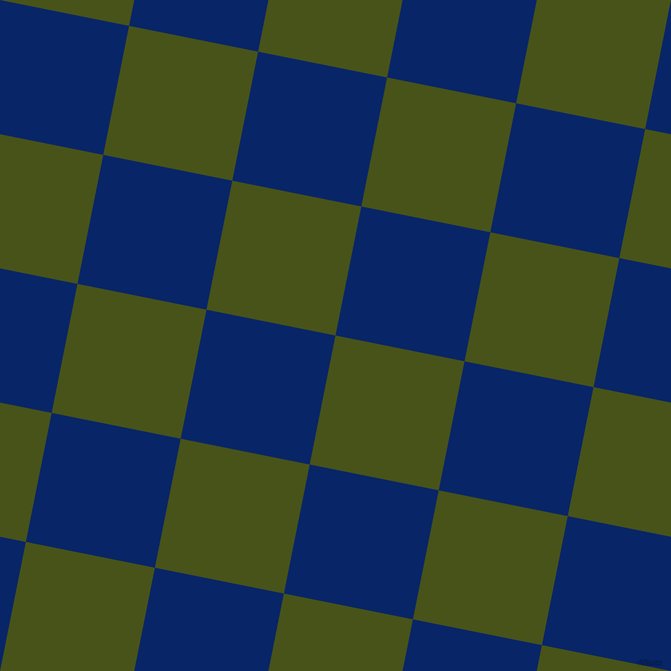 79/169 degree angle diagonal checkered chequered squares checker pattern checkers background, 191 pixel squares size, , Verdun Green and Sapphire checkers chequered checkered squares seamless tileable