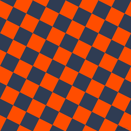 63/153 degree angle diagonal checkered chequered squares checker pattern checkers background, 48 pixel square size, , Vermilion and Biscay checkers chequered checkered squares seamless tileable