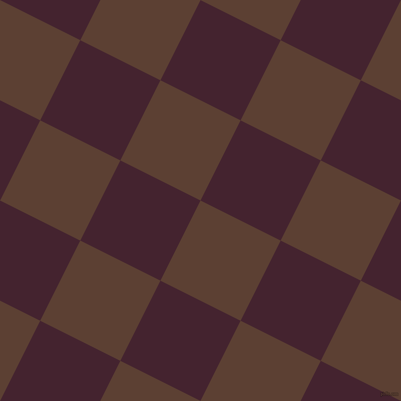 63/153 degree angle diagonal checkered chequered squares checker pattern checkers background, 179 pixel squares size, , Very Dark Brown and Castro checkers chequered checkered squares seamless tileable