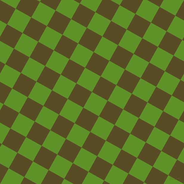 61/151 degree angle diagonal checkered chequered squares checker pattern checkers background, 60 pixel square size, , Vida Loca and Bronze Olive checkers chequered checkered squares seamless tileable