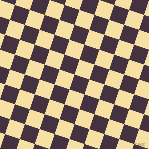 72/162 degree angle diagonal checkered chequered squares checker pattern checkers background, 51 pixel square size, , Voodoo and Buttermilk checkers chequered checkered squares seamless tileable