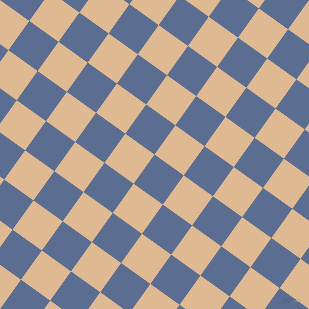 54/144 degree angle diagonal checkered chequered squares checker pattern checkers background, 71 pixel squares size, Waikawa Grey and Pancho checkers chequered checkered squares seamless tileable