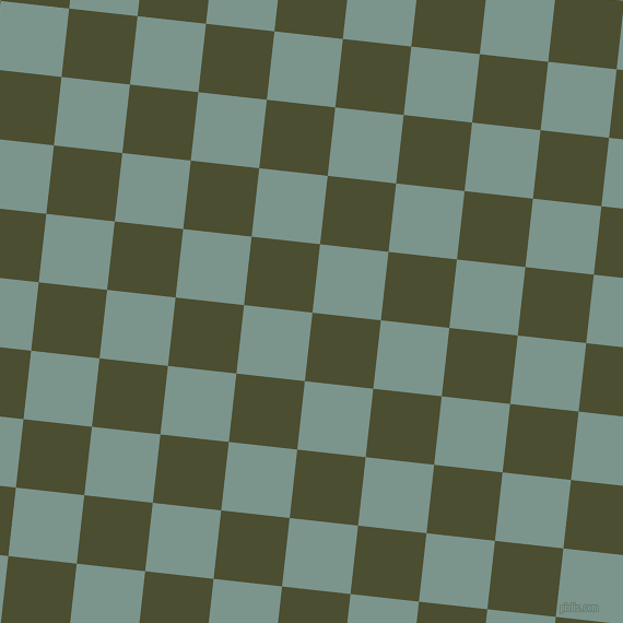 84/174 degree angle diagonal checkered chequered squares checker pattern checkers background, 63 pixel squares size, , Waiouru and Granny Smith checkers chequered checkered squares seamless tileable