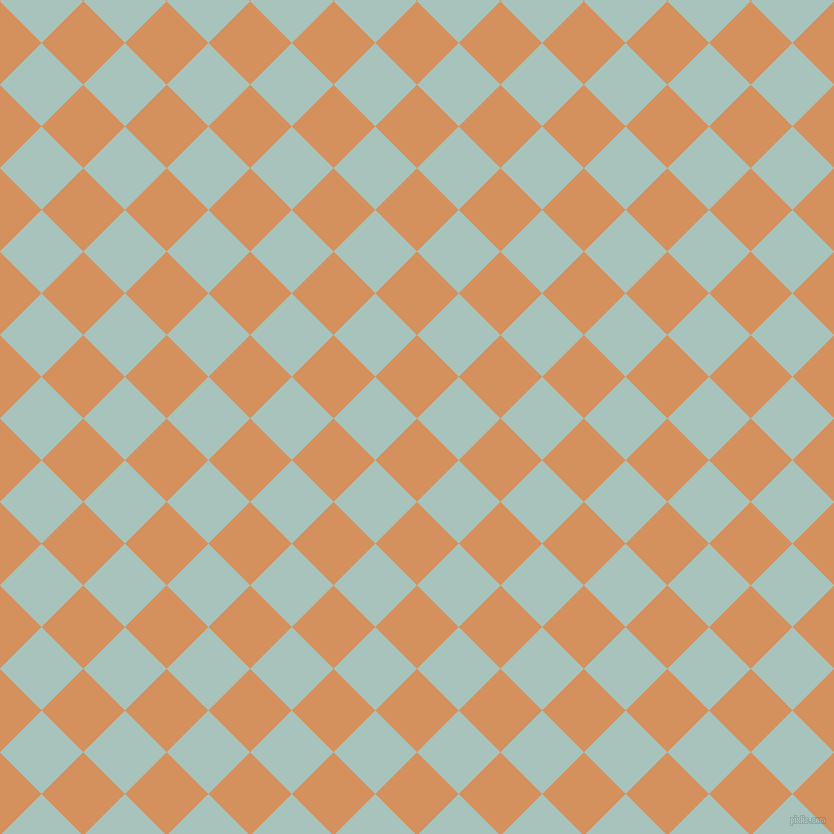 45/135 degree angle diagonal checkered chequered squares checker pattern checkers background, 59 pixel square size, , Whiskey Sour and Opal checkers chequered checkered squares seamless tileable