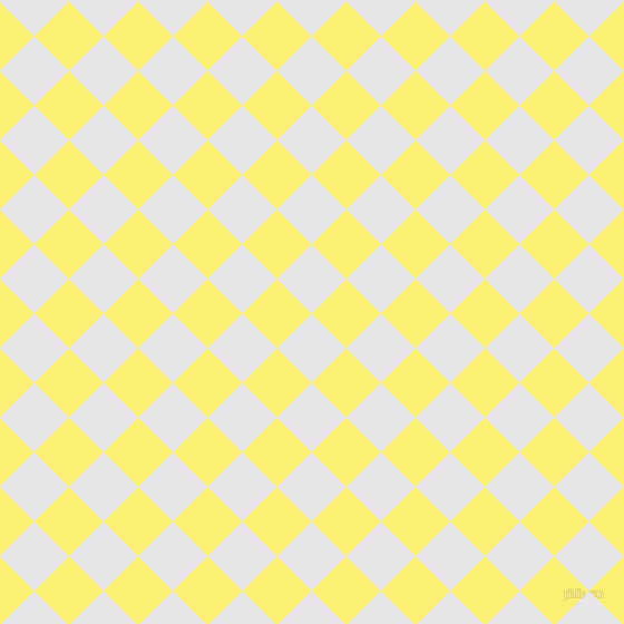 45/135 degree angle diagonal checkered chequered squares checker pattern checkers background, 44 pixel squares size, , White Lilac and Witch Haze checkers chequered checkered squares seamless tileable