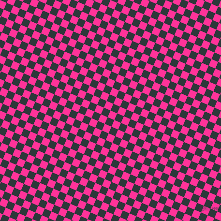 67/157 degree angle diagonal checkered chequered squares checker pattern checkers background, 15 pixel square size, , Wild Strawberry and Outer Space checkers chequered checkered squares seamless tileable