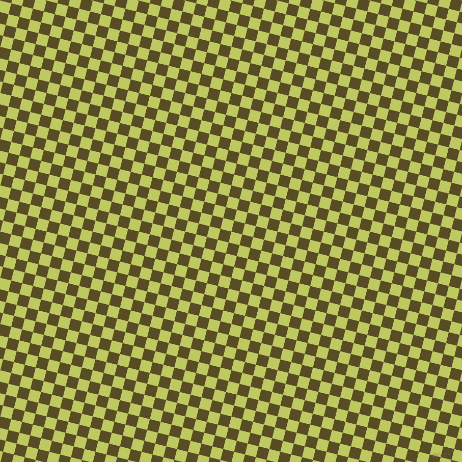 76/166 degree angle diagonal checkered chequered squares checker pattern checkers background, 22 pixel squares size, , Wild Willow and Bronze Olive checkers chequered checkered squares seamless tileable