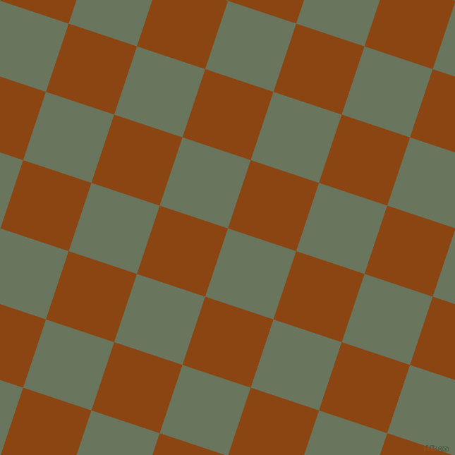 72/162 degree angle diagonal checkered chequered squares checker pattern checkers background, 102 pixel squares size, , Willow Grove and Saddle Brown checkers chequered checkered squares seamless tileable