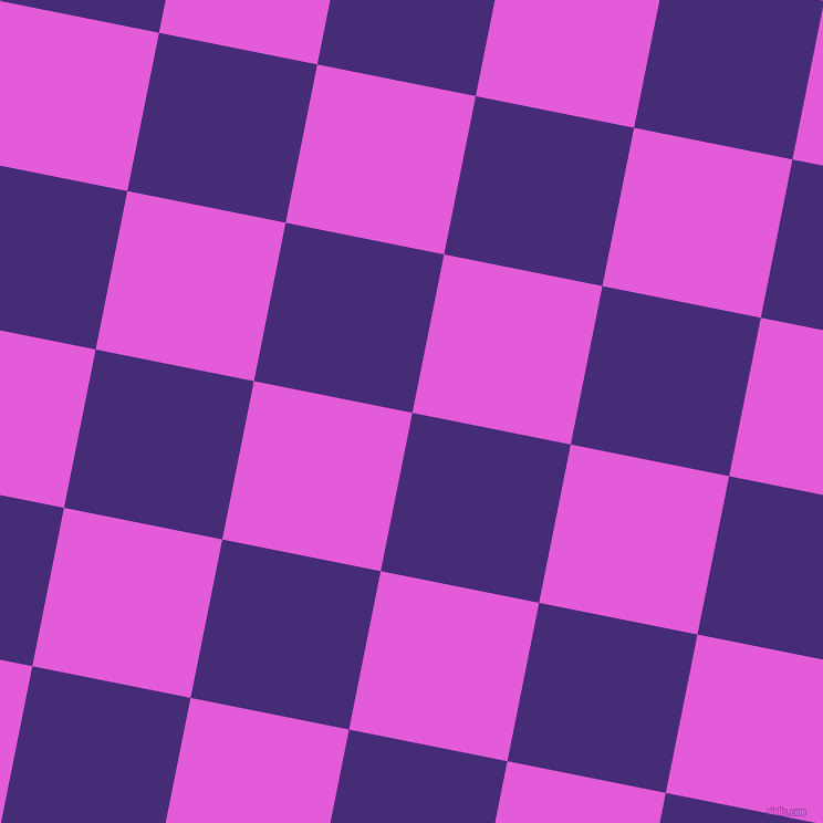 79/169 degree angle diagonal checkered chequered squares checker pattern checkers background, 146 pixel square size, , Windsor and Free Speech Magenta checkers chequered checkered squares seamless tileable