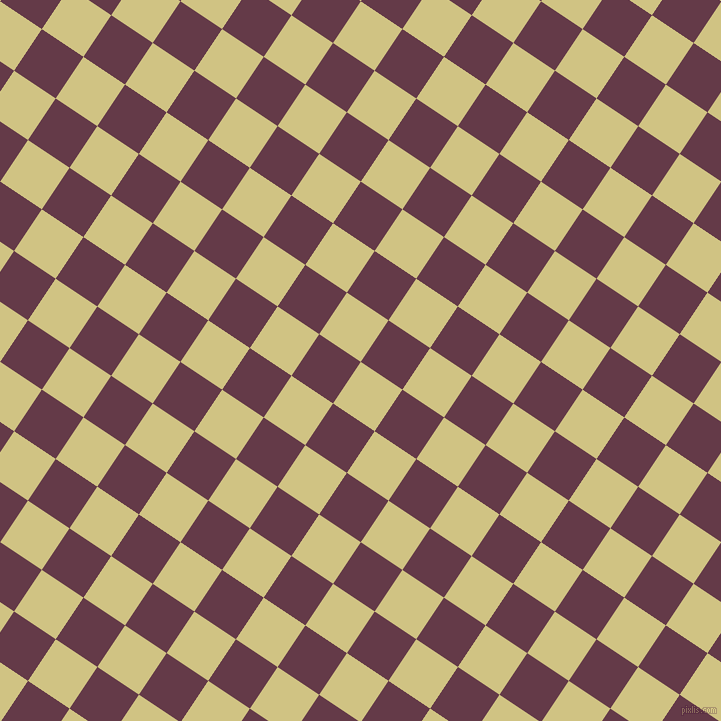 56/146 degree angle diagonal checkered chequered squares checker pattern checkers background, 50 pixel squares size, , Winter Hazel and Tawny Port checkers chequered checkered squares seamless tileable