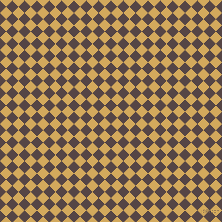 45/135 degree angle diagonal checkered chequered squares checker pattern checkers background, 18 pixel square size, , Woody Brown and Apache checkers chequered checkered squares seamless tileable