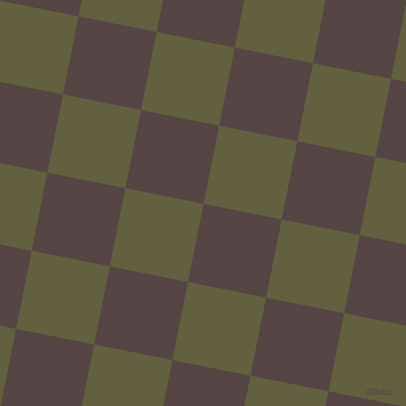 79/169 degree angle diagonal checkered chequered squares checker pattern checkers background, 115 pixel square size, , Woody Brown and Verdigris checkers chequered checkered squares seamless tileable