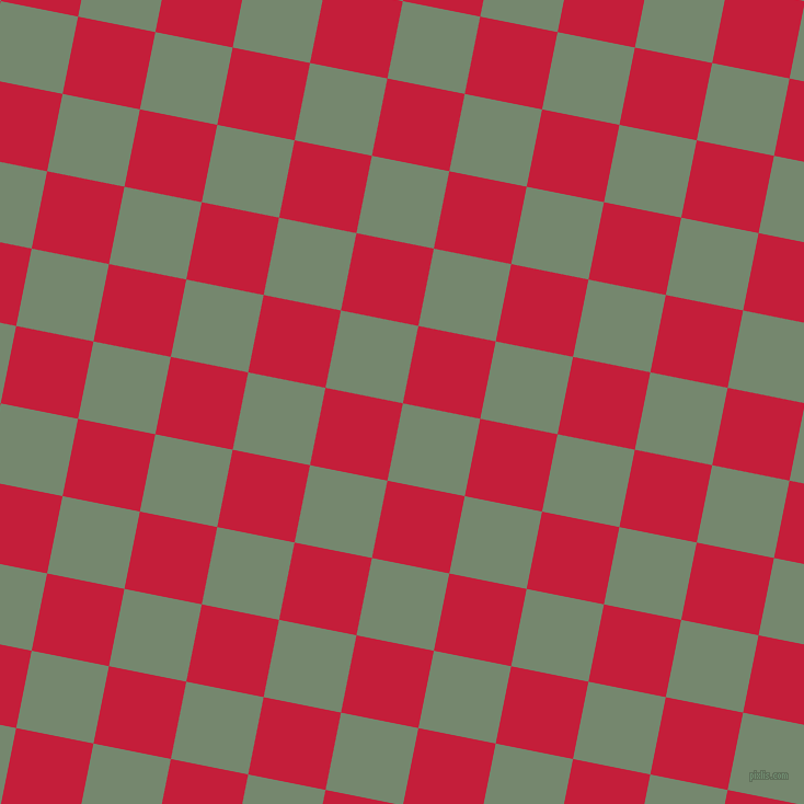 79/169 degree angle diagonal checkered chequered squares checker pattern checkers background, 72 pixel square size, , Xanadu and Cardinal checkers chequered checkered squares seamless tileable