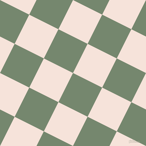 63/153 degree angle diagonal checkered chequered squares checker pattern checkers background, 105 pixel square size, , Xanadu and Provincial Pink checkers chequered checkered squares seamless tileable