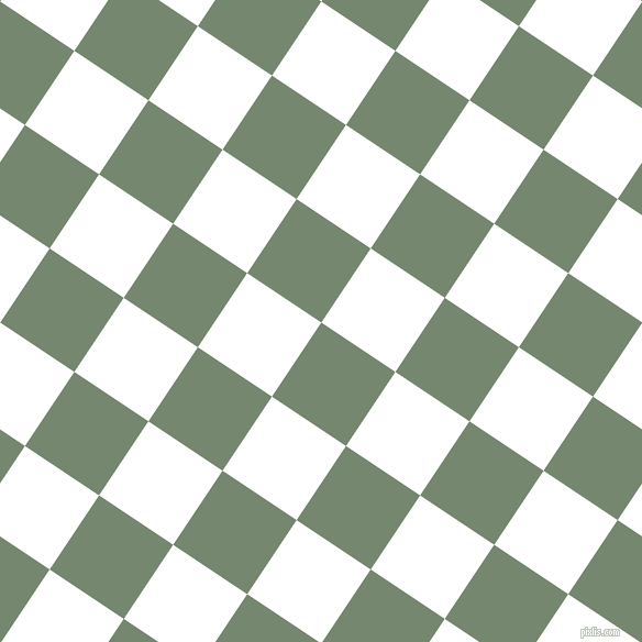 56/146 degree angle diagonal checkered chequered squares checker pattern checkers background, 81 pixel square size, , Xanadu and White checkers chequered checkered squares seamless tileable