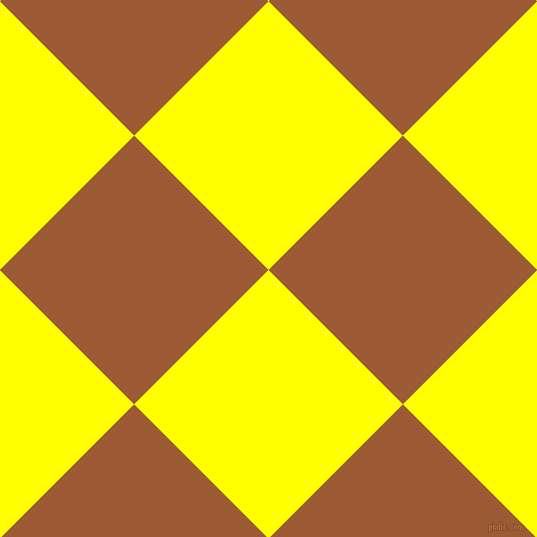 45/135 degree angle diagonal checkered chequered squares checker pattern checkers background, 190 pixel squares size, , Yellow and Indochine checkers chequered checkered squares seamless tileable