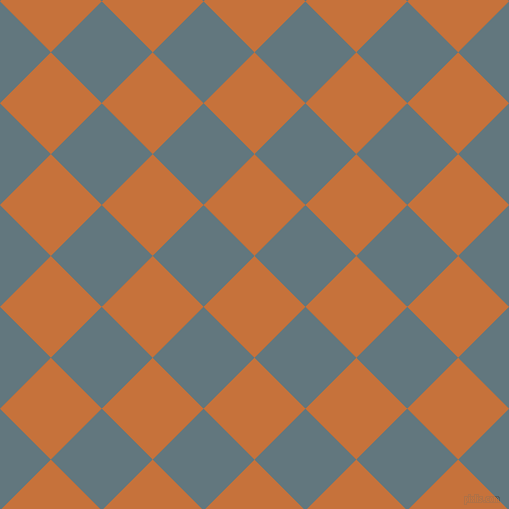 45/135 degree angle diagonal checkered chequered squares checker pattern checkers background, 72 pixel square size, , Zest and Blue Bayoux checkers chequered checkered squares seamless tileable