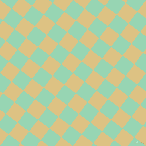 53/143 degree angle diagonal checkered chequered squares checker pattern checkers background, 51 pixel square size, , Zombie and Vista Blue checkers chequered checkered squares seamless tileable