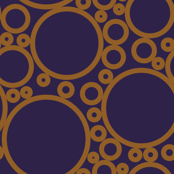bubbles, circles, sponge, big, medium, small, 17 pixel line width, Afghan Tan and Violent Violet circles bubbles sponge soap seamless tileable