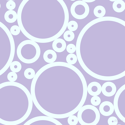 bubbles, circles, sponge, big, medium, small, 17 pixel line width, Azure and Melrose circles bubbles sponge soap seamless tileable