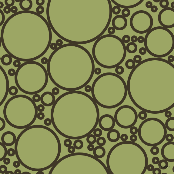 bubbles, circles, sponge, big, medium, small, 9 pixel line width, Birch and Green Smoke circles bubbles sponge soap seamless tileable