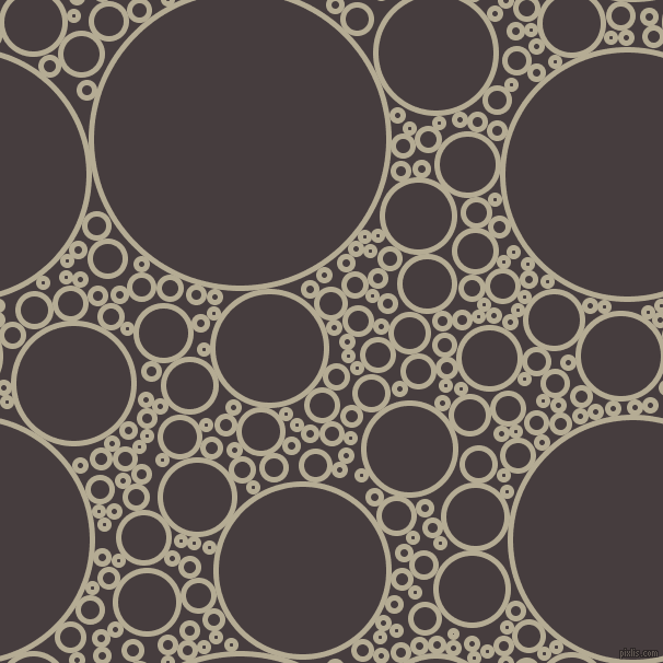 bubbles, circles, sponge, big, medium, small, 5 pixel line width, Bison Hide and Jon circles bubbles sponge soap seamless tileable