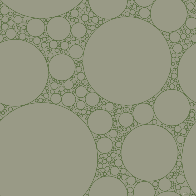 bubbles, circles, sponge, big, medium, small, 2 pixel line width, Chalet Green and Lemon Grass circles bubbles sponge soap seamless tileable