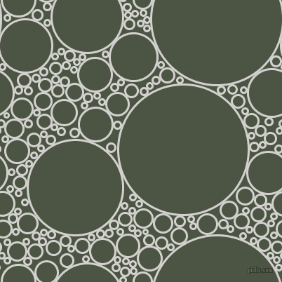 bubbles, circles, sponge, big, medium, small, 3 pixel line width, Concrete and Cabbage Pont circles bubbles sponge soap seamless tileable