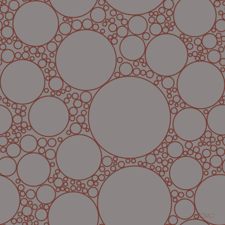 bubbles, circles, sponge, big, medium, small, 2 pixel line width, Crown Of Thorns and Suva Grey circles bubbles sponge soap seamless tileable