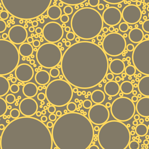 bubbles, circles, sponge, big, medium, small, 5 pixel line width, Dandelion and Arrowtown circles bubbles sponge soap seamless tileable