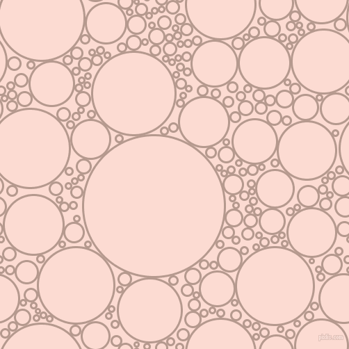 bubbles, circles, sponge, big, medium, small, 3 pixel line width, Del Rio and Pippin circles bubbles sponge soap seamless tileable