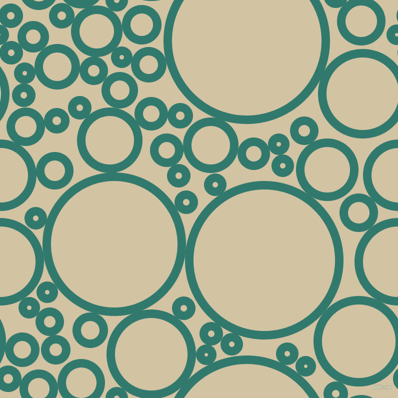 bubbles, circles, sponge, big, medium, small, 17 pixel line width, Genoa and Double Spanish White circles bubbles sponge soap seamless tileable