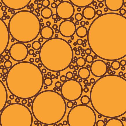 bubbles, circles, sponge, big, medium, small, 5 pixel line width, Hairy Heath and Lightning Yellow circles bubbles sponge soap seamless tileable