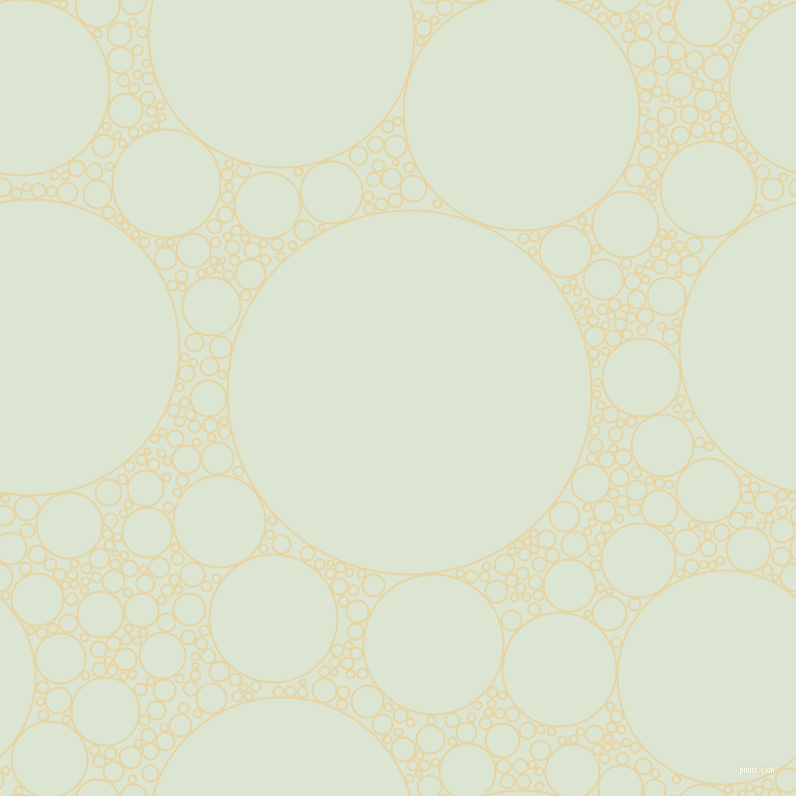 bubbles, circles, sponge, big, medium, small, 2 pixel line width, Hampton and Frostee circles bubbles sponge soap seamless tileable