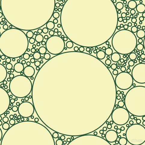 bubbles, circles, sponge, big, medium, small, 3 pixel line width, Kaitoke Green and Cumulus circles bubbles sponge soap seamless tileable