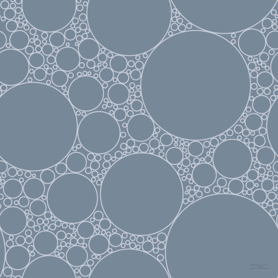 bubbles, circles, sponge, big, medium, small, 2 pixel line width, Link Water and Light Slate Grey circles bubbles sponge soap seamless tileable