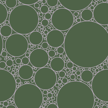 bubbles, circles, sponge, big, medium, small, 2 pixel line width, Lola and Tom Thumb circles bubbles sponge soap seamless tileable