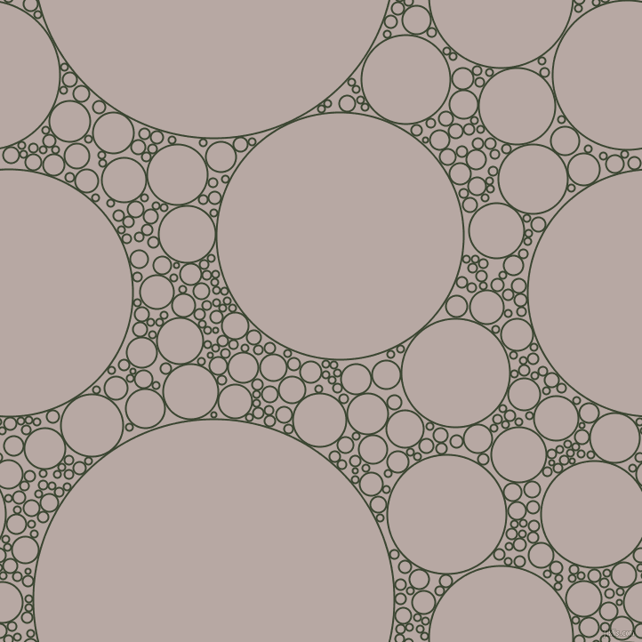 bubbles, circles, sponge, big, medium, small, 2 pixel line width, Mallard and Martini circles bubbles sponge soap seamless tileable